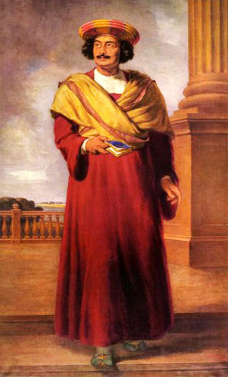 സതി സമ്പ്രദായത്തിന്റെ മഹത്വവൽക്കരണവും രാജാ റാംമോഹൻ റായിയെ അപകീർത്തിപ്പെടുത്തലും