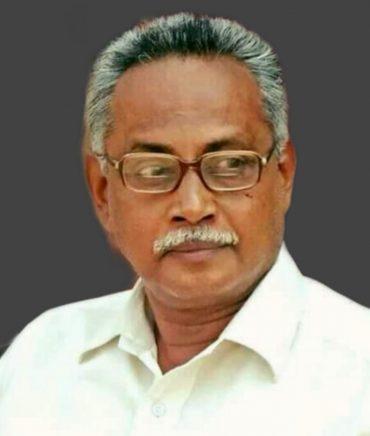 സഖാവ് സി.കെ.ലൂക്കോസിന് ലാൽസലാം