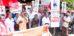 തൊഴിൽവാഗ്ദാന ലംഘനങ്ങൾക്കെതിരെ  യുവജനങ്ങളുടെ കളക്ട്രേറ്റ് മാർച്ച്